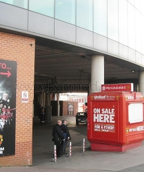 "Buyuk Britaniya ""Manchester Old Trafford"" va ""Camp Nou"