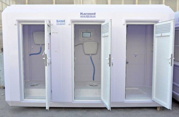 150x390 portativ hojatxona&dush kabina