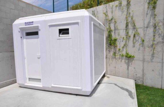 270x270 portativ hojatxona & dush kabina