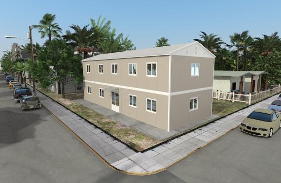 Modul ofis binolar 214 m²