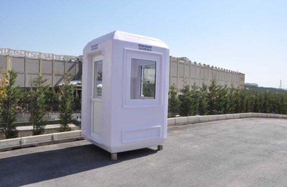 150 x 150 kabin