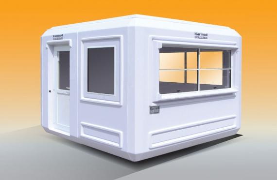 270x270 cm kabina
