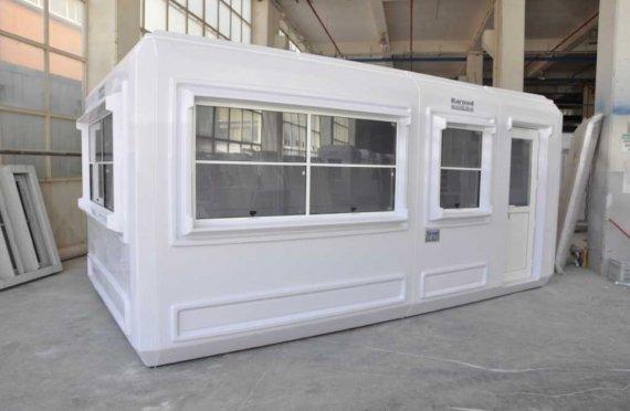 270x510 cm kabina