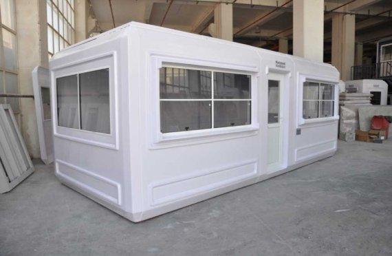 270x630 cm Kabina
