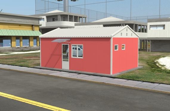Modul ofis bino 40 m2
