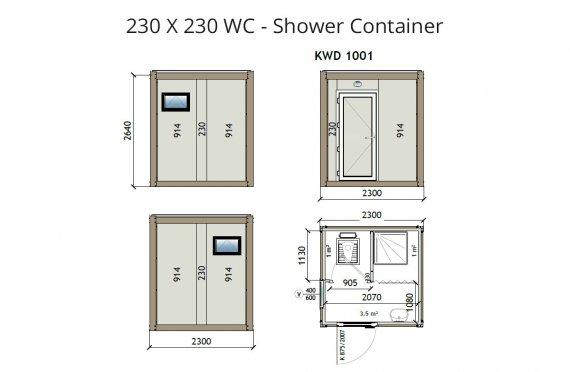 KW2 230x230 wc - dush konteyner