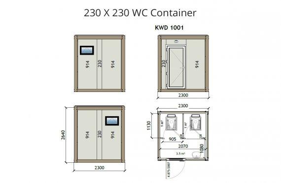 KW2 230x230 Wc konteyner