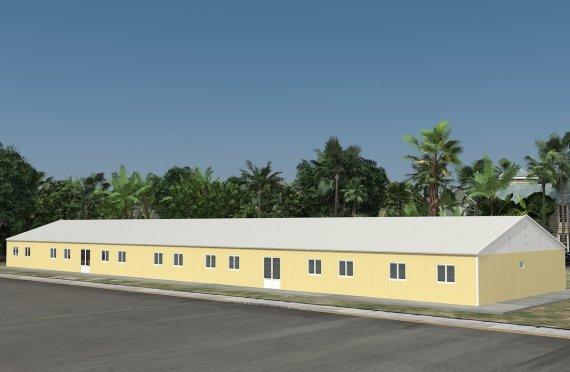 Portativ sinfxona 681 m²