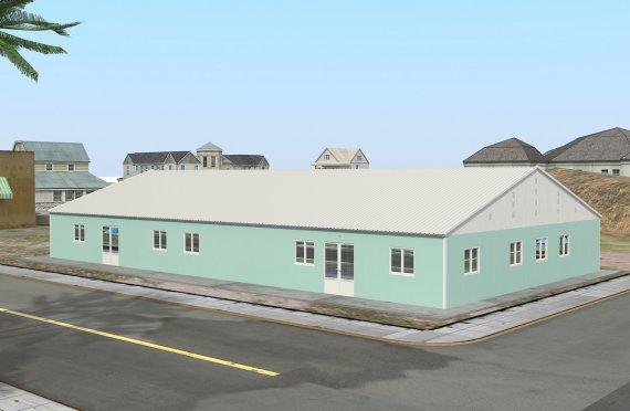 Modul oshxona 423 m²