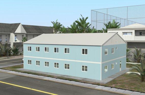 Modul shifoxona 506 m²