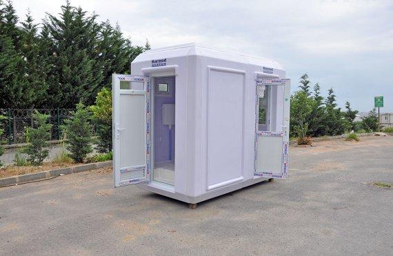 150x170 portativ hojatxona & Qorovul kabinasi