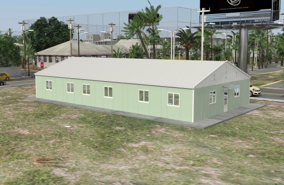 Modul ofis binolari 246 m²