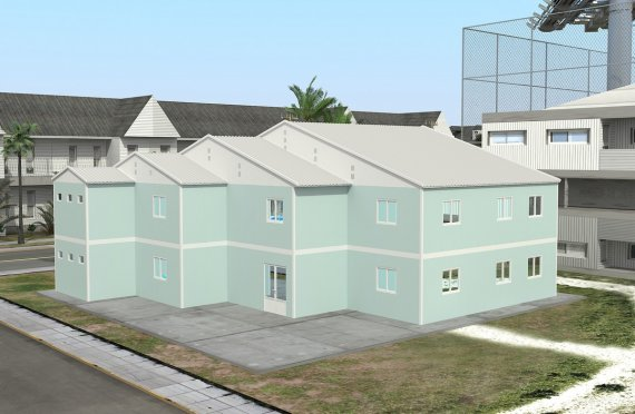 Prefabrik sinfxona 508 m²