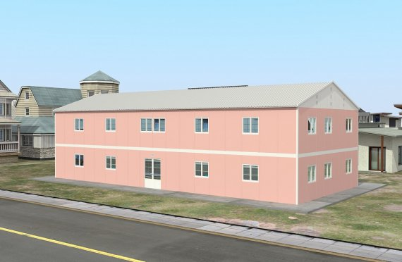 Portativ sinfxona 480 m²
