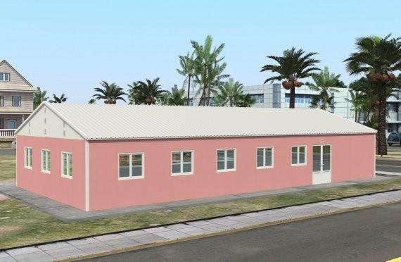 Prefabrik tijoriy oshxona 170 m2