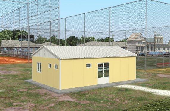 Prefabrik tijoriy oshxona 65 m2