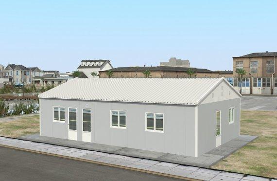 Prefabrik tijoriy oshxona 89 m2