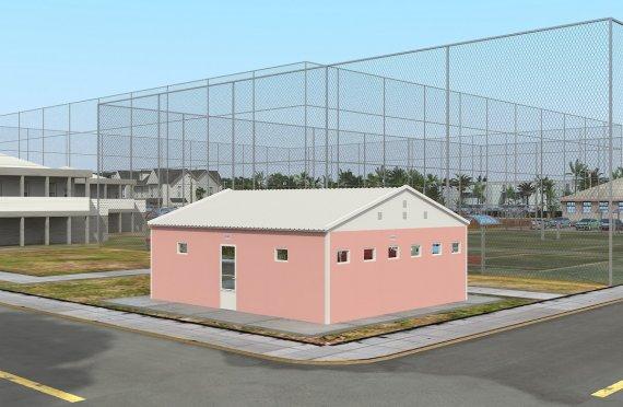Prefabrik hojatxona&dush binosi 70 m²