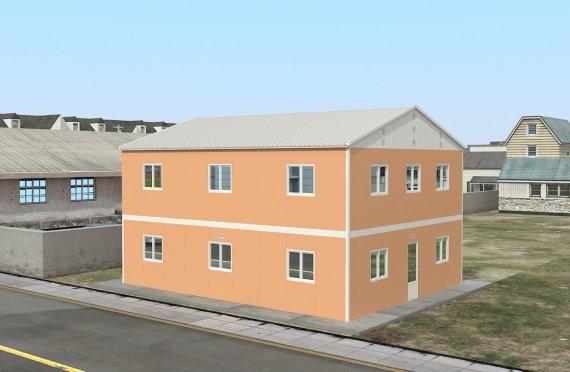 Prefabrik turar joy binosi 206 m2
