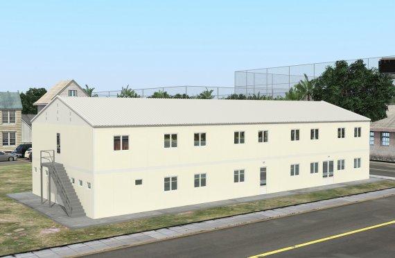 Modul turar joy binolari  662 m²