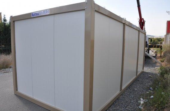 Qismlarga ajratiladigan  konteyner K 1001