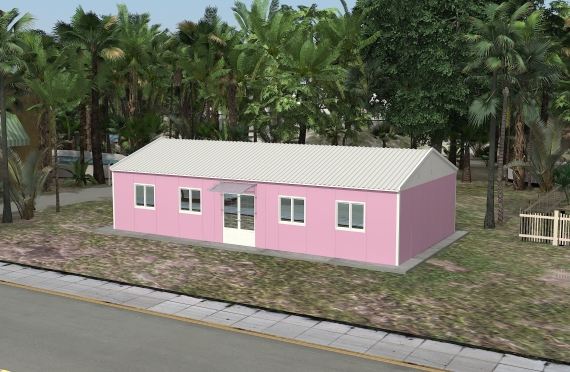 Modul ofis binolari 98 m2