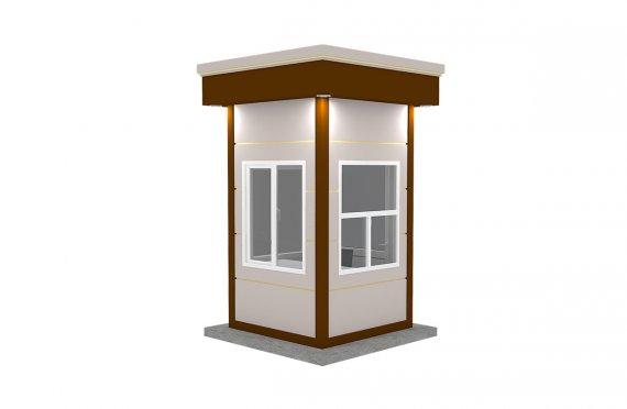 Zamonaviy prefabrik kabina 150-x150