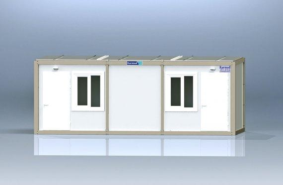 Yig'iladigan ofis konteyner K 2001