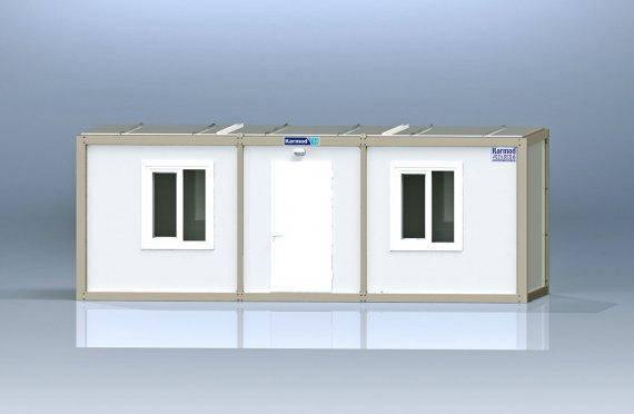 Yig'iladigan ofis konteyner k 2002