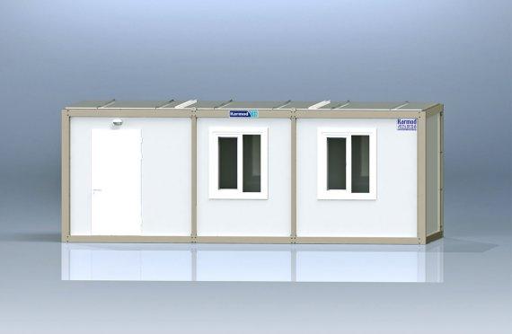 Yig'iladigan ofis konteyner K 8001