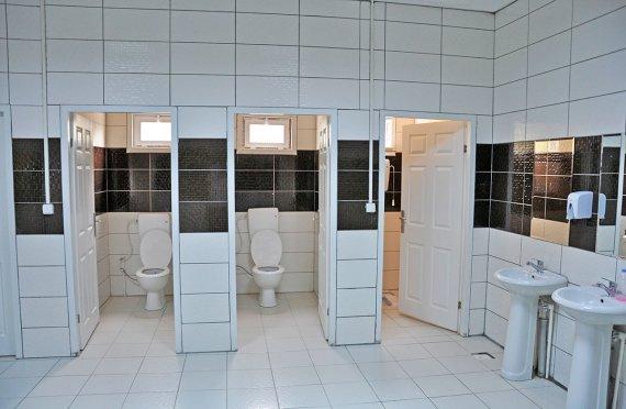 Prefabrik WC & Dush