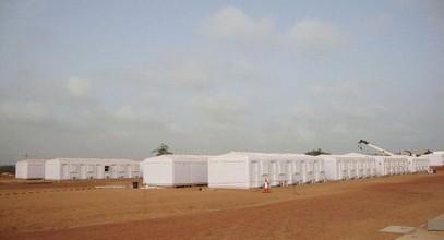 Karmod, Somalida 250 kishilik ishchi lagerini yakunladi