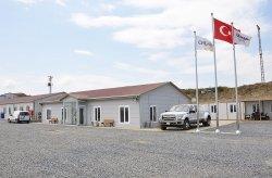 Uchinchi aeroportning qurilish maydonchalari Karmod tomonidan qurildi