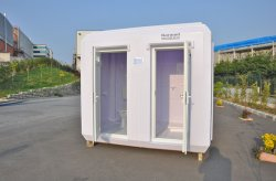 Portativ hojatxona/dush kabinalari Hojatxona/dush kabin tasvirlari