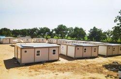 Shahar muhojirlarning konteyner lagerlari - Karmod